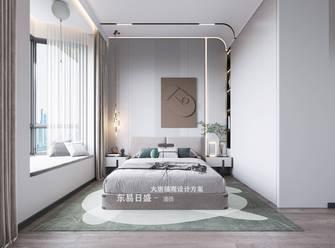 140平米四轻奢风格卧室装修效果图