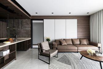 豪华型140平米三现代简约风格客厅装修效果图