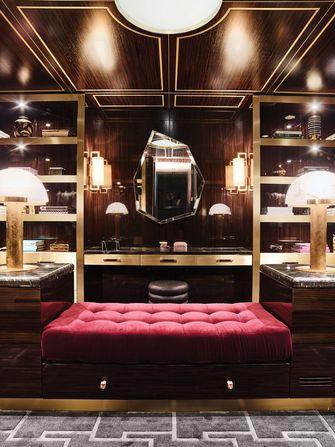 140平米轻奢风格梳妆台装修案例
