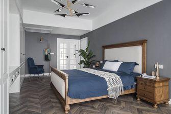 豪华型100平米四室两厅法式风格卧室装修效果图