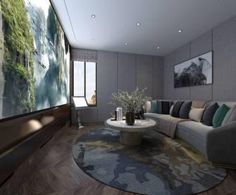 豪华型140平米四中式风格影音室效果图