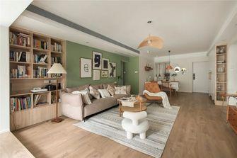 5-10万130平米三室两厅北欧风格客厅设计图