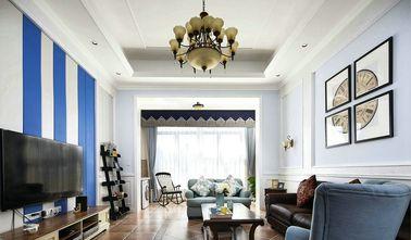 15-20万120平米三室两厅地中海风格客厅装修效果图