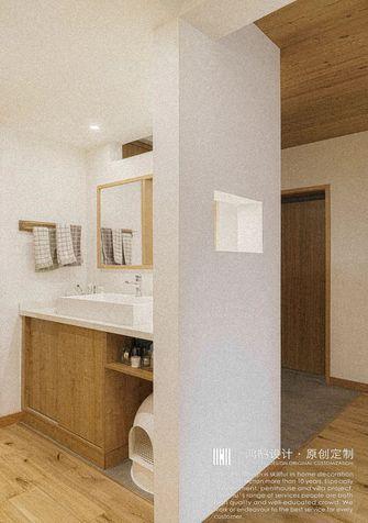 豪华型140平米复式日式风格卫生间图片