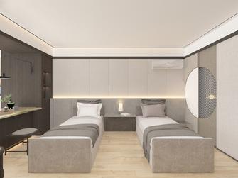 20万以上40平米小户型中式风格卧室效果图