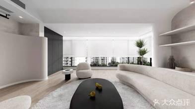 20万以上140平米四北欧风格客厅装修图片大全