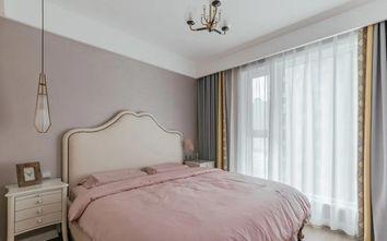 经济型90平米三室两厅混搭风格卧室装修效果图