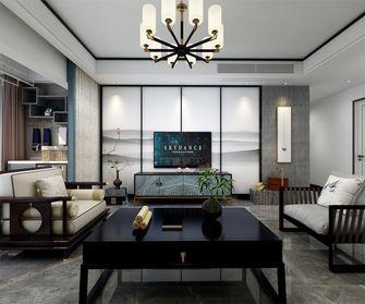 20万以上140平米四中式风格客厅图片大全
