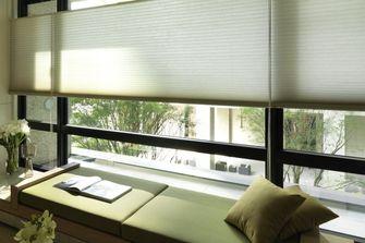 120平米三室一厅日式风格阳台欣赏图