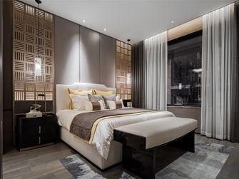 豪华型140平米四室两厅工业风风格卧室欣赏图