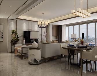 140平米四中式风格餐厅设计图