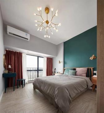 富裕型80平米北欧风格卧室装修效果图