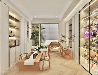 豪华型140平米三室两厅法式风格书房设计图