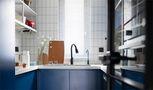 10-15万120平米四室两厅混搭风格厨房效果图