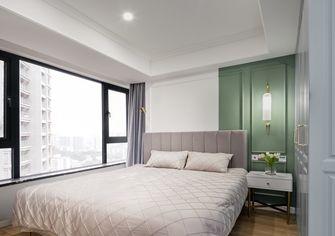 富裕型80平米三室一厅欧式风格卧室装修案例