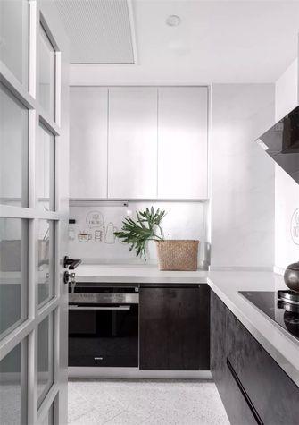 10-15万130平米三室两厅田园风格厨房装修图片大全