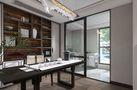 10-15万140平米别墅中式风格书房装修图片大全