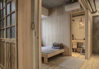 豪华型110平米一室一厅工业风风格卧室装修图片大全