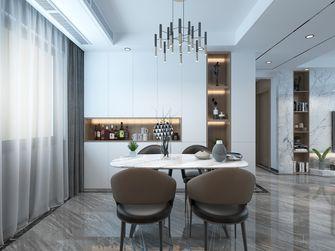 富裕型140平米三室两厅轻奢风格走廊效果图