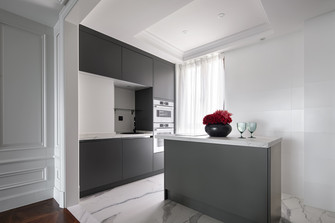 140平米四室两厅法式风格厨房装修图片大全