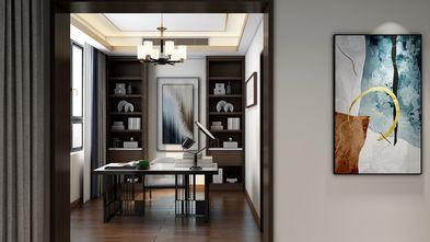 140平米别墅中式风格书房图