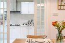 10-15万60平米一室一厅北欧风格厨房图