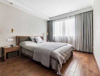 50平米一室一厅北欧风格卧室图片