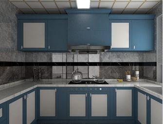 120平米三轻奢风格厨房图