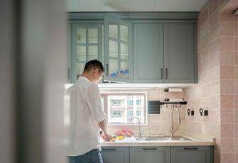 三美式风格厨房装修案例