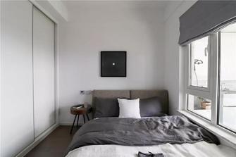 三北欧风格卧室欣赏图