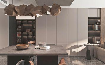 15-20万100平米欧式风格餐厅装修图片大全