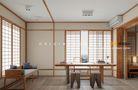 10-15万140平米日式风格书房设计图