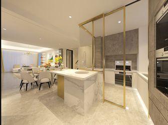 20万以上140平米别墅现代简约风格厨房设计图