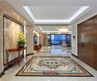 豪华型140平米四新古典风格玄关图片大全