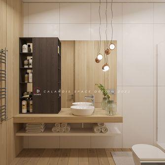 20万以上140平米四室两厅现代简约风格卫生间图