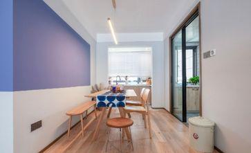 5-10万140平米三室两厅日式风格餐厅图片