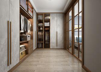 富裕型130平米三室两厅轻奢风格衣帽间设计图