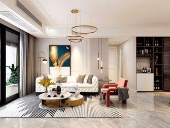 120平米三法式风格客厅图片