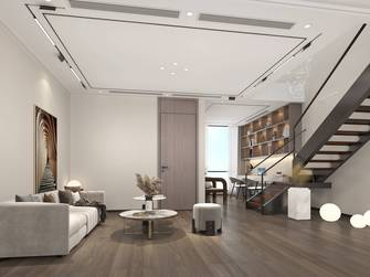 豪华型140平米复式轻奢风格其他区域图片大全
