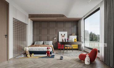 140平米四现代简约风格青少年房装修效果图