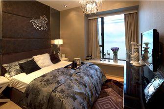 富裕型90平米三现代简约风格卧室欣赏图