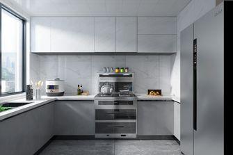 130平米三室三厅轻奢风格厨房效果图