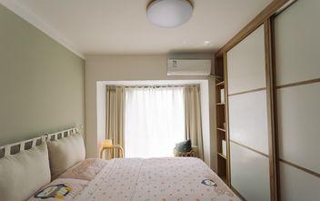 经济型70平米三室一厅中式风格卧室图片大全