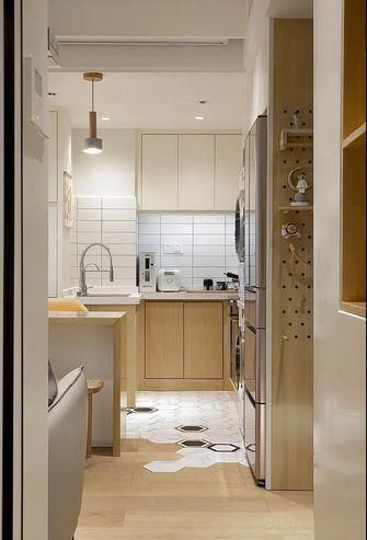 经济型日式风格厨房欣赏图