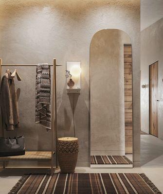 3万以下130平米三室一厅现代简约风格玄关装修效果图