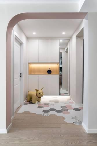 豪华型140平米四室两厅北欧风格玄关欣赏图