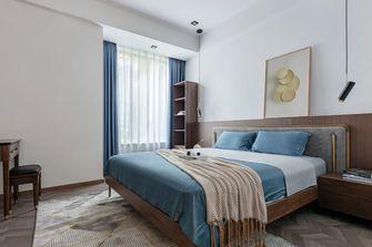 140平米三室两厅轻奢风格卧室图片大全