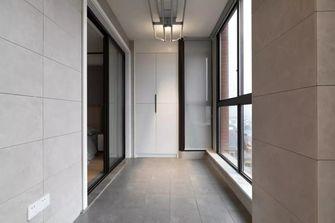 120平米三北欧风格阳台装修效果图