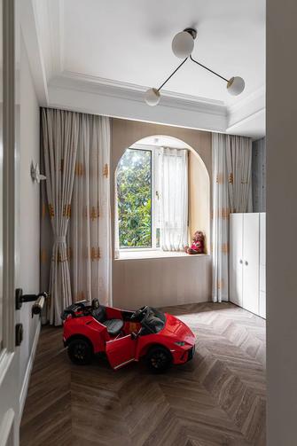 经济型120平米三室两厅新古典风格青少年房装修图片大全