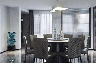 10-15万80平米三室两厅工业风风格餐厅设计图